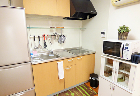 Deluxe Twin Room with Kitchen